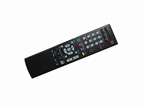 General Replacement Remote Control Fit for Denon AVR-E400 AVR-E300 AVR-1912 AVR-2112 AV A/V Home Theater Receiver System Avr System