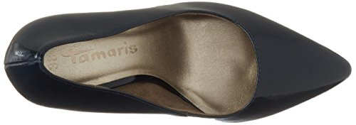 Tamaris Pumps 22447 Patent Navy Blau Damen 848rq