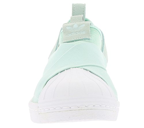 Mint Superstar 7 Adidas Green white On Slip S76407 Green Size S76407 nbsp;da Donna white Uk 0fqF41w
