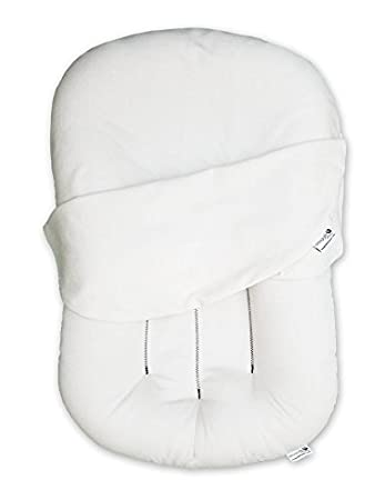 Snuggle Me Organic The Original Co Sleeping Baby Bed, Infant Lounger, Portable  Crib
