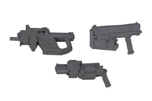 M.S.G Modeling Support Goods Weapon Unit MW24 Handgun (NONScale Plastic Kit ) (Weapon Plastic)