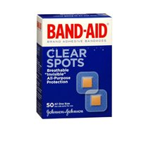 band-aid-bandages-clear-spots-50-each-pack-of-2