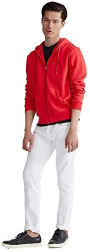 Sudadera con capucha de polar técnico de punto doble de Polo Ralph Lauren