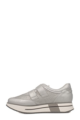 Alberto Guardiani Damen Sd60443bly92 Grau Slip On Sneakers