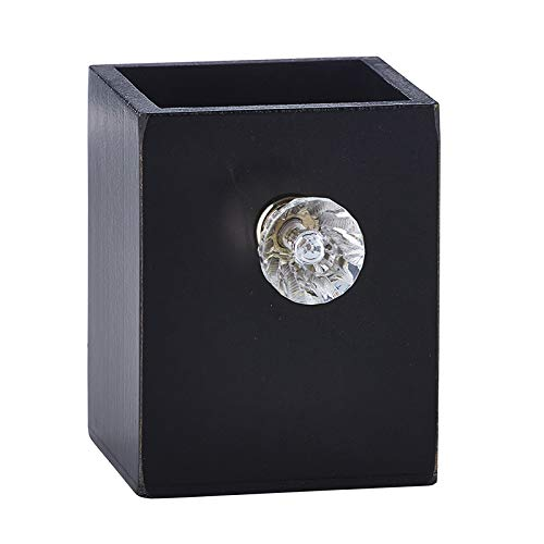 US Gifts Black Crystal Knob Pen Holder by US Gifts (Image #2)