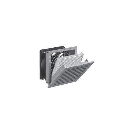 Hammond Manufacturing PF11000T12BK230 16 CFM FILTER FAN T12