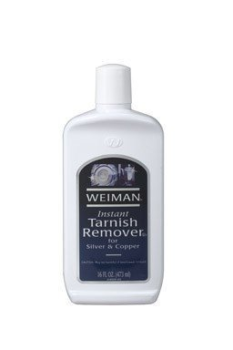 Weiman Instant Tarnish Remover Tarnish Bottle 16 Oz by Weiman Products Llc
