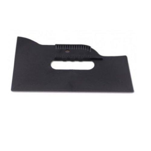 5 WAY TOOL BLACK - Pro Window Tinting Tint Film Fitting Tool Active Window Films Uk