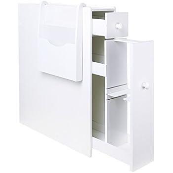 bathroom floor storage cabinet drawer slim bathroom cabinet free standing tight. Black Bedroom Furniture Sets. Home Design Ideas