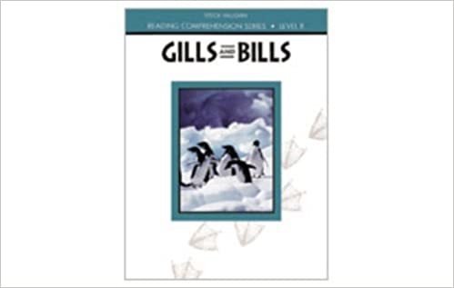 Steck-Vaughn Reading Comprehension Series: Trade Paperback Gills ...