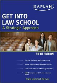 Get Into Law School 5th (fifth) edition Text Only