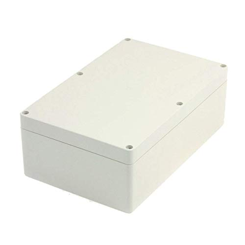 Junction Underwater Box (230mmx150mmx85mm Junction Box Enclosure Project Case Electric Power IP65 Waterproof Plastic)