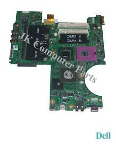 256 Mb Intel Motherboard - MU715 Dell XPS M1530 Intel Laptop Motherboard nVidia 256MB s478