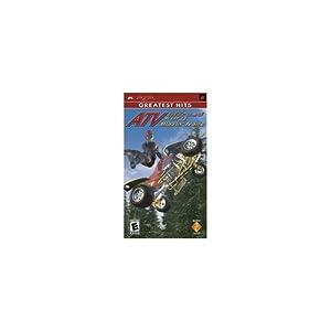 ATV Offroad Fury Blazin Trails - Sony PSP