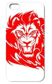 Fashion The Lion Pattern Protective Hard Case Cover For iPhone 5 5S #089