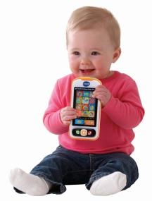 Amazon.com: VTech Touch and Swipe Baby Phone: Toys & Games