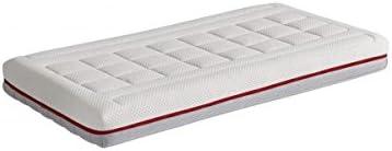 Ecus Kids, colchón cuna para bebé anti-plagiocefalia - Pigü, 117x57x12