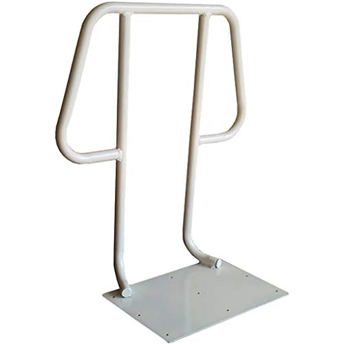 Bedside Safety,Bed Support Rail,Hand Bed Rail,Bed Rails for Elderly/Kids/Pregnant Woman/Disabled/Patient etc.Free Tool Included(White) ()
