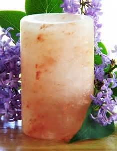 Evolution Salt - Crystal Himalayan Salt Glass 9 oz