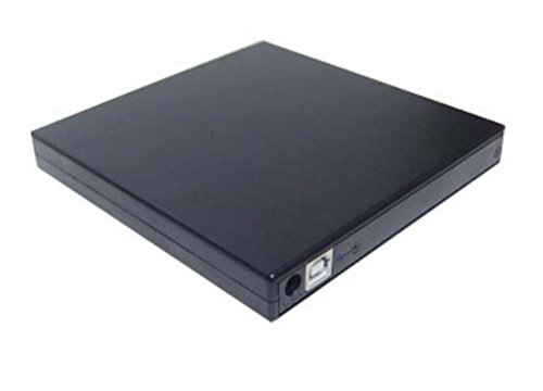 CFStore@ External DVD/CD WR Drive for Mac and PC Platforms, USB 2.0 Plug and Play (USB-DVD-BK) by CFStore (Image #3)