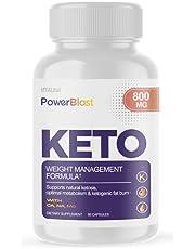 (Official) PowerBlast Keto, Advanced Formula, Power Blast Keto, 1 Bottle Package, 30 Day Supply