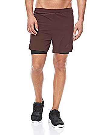 Brandblack Sport Short For Men Cocoa Brown, Size Medium