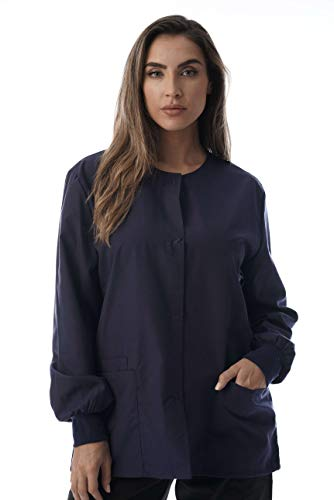 Just Love Womens Solid Medical Scrub Jacket ()