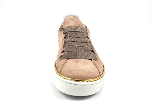 Chaussures Ville Carolina Lacets Donna Rouge Femme À De Pour Hfw5qnqtd