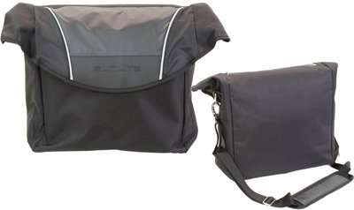 Sunlite Urban Tek Messenger Bag, Black