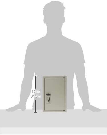 120 Key Clay Kidde AccessPoint 001797 Combination TouchPoint Entry Key Locker