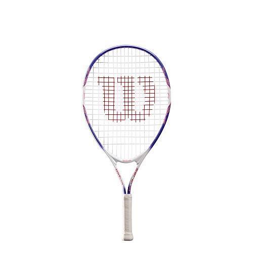 Wilson Serena Williams Junior Tennis Racquet (Purple, 23 Inch Racquet)