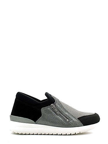 Jo S66035 antracite Shoes Nero Donna On Slip Liu 6A7dwx6