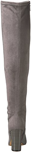 The Fix Over Knee Boot Heel Women's Boot elephant The grey Block Lyndsey xIfdIX