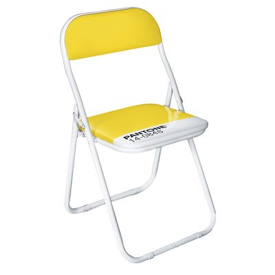 Pantone Chair Mimosa 14-0848 by Pantone Universe