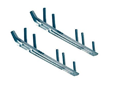 Pair of 6'' Stud Boy Deuce Bar Carbides - CAT-D2264-60 (2) Arctic Cat by Powersports Bundle