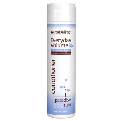 Nutribiotic Everyday Volume Conditioner, 10 Fluid Ounce by Nutribiotic (Image #1)