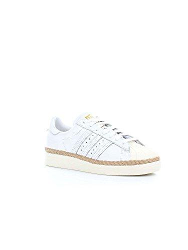 New Adidas 80s Femme Bold W Superstar 000 Chaussures ftwbla Casbla Ftwbla Fitness De Blanc EAEqfrn