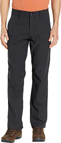 Eddie Bauer Men's Mr Horizon Guide Chino Pants - Classic Black 32 32