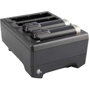 Zebra WT6000/RS6000 4-SLOT BATTERY CHARGER by ZEBRA ENTERPRISE