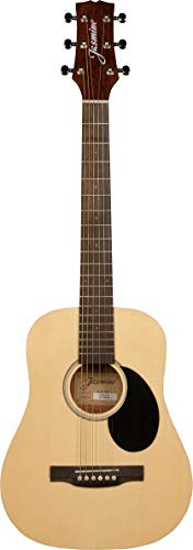 Jasmine 6 String Acoustic Guitar, Right Handed, Natural (JM10-NAT)