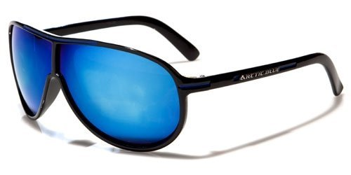 ARCTIC BLUE MENS NEW AVIATORS STYLISH SUNGLASSES - Blue Arctic Sunglasses