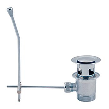 Lovely Basin Slot Ted Pop Up Rifiuti Plug (WT) By Grand Taps