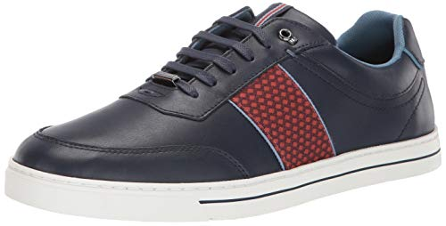 Ted Baker Men's Seylen Sneaker Dk Blue 7 Regular US ()