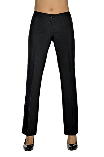 Nero 19360 Trendy Mujer De Pantalón Novaplus Negro XHq8p