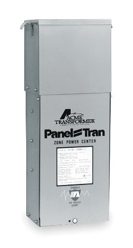 Acme Electric - PT0611550007LS - Transformer, In 480, Out 120/240, 7.5kVA by Acme Electric