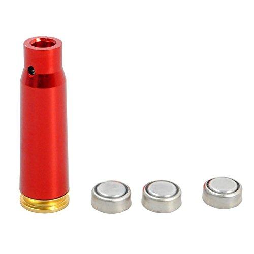 ULKEME CAL 7.62 x 39 Sight Cartridge Bore Boresighter Sighter Caliber For Hunting