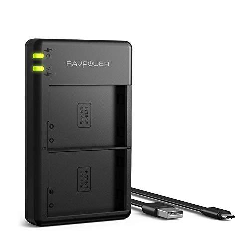 EN-EL14 EN-EL14a RAVPower Dual USB Battery Charger for sale  Delivered anywhere in Canada