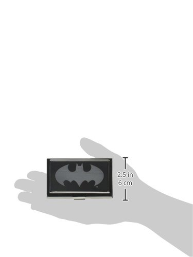 Buckle-Down Business Card Holder - Batman Reverse Brushed - Small by Buckle Down (Image #3)