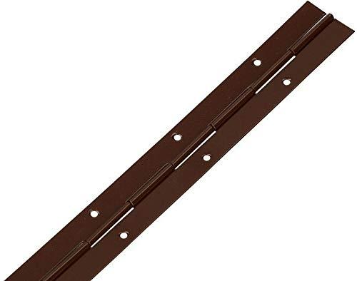 bisagra acortable KOTARBAU bisagra para muebles divisible//cortable bisagra estable todos los colores Bisagra para piano 300//31 mm