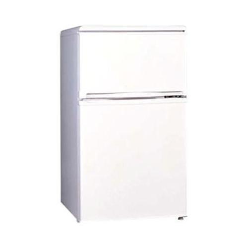 Igloo 2 Door Refrigerator Freezer White